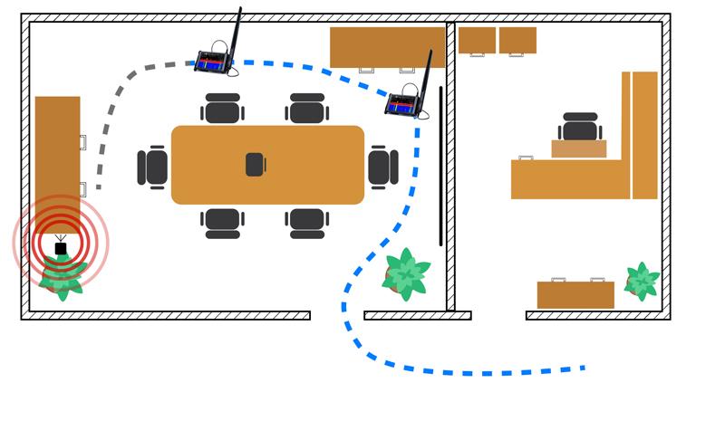 Пример поиска с Mesa 2 этап